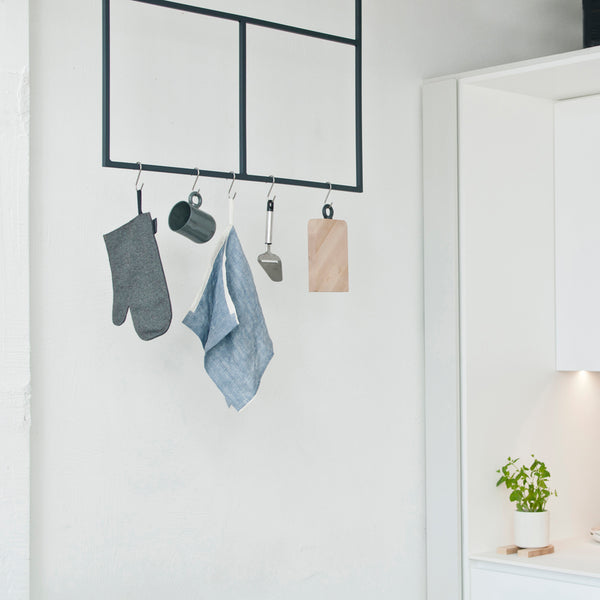 "Ceiling Clothing Rack ""M12"""