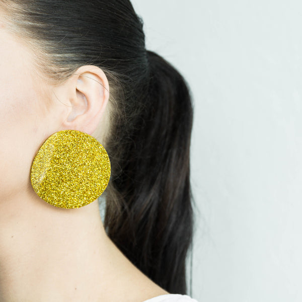 "SOHO Earrings ""Sunlight"" M"
