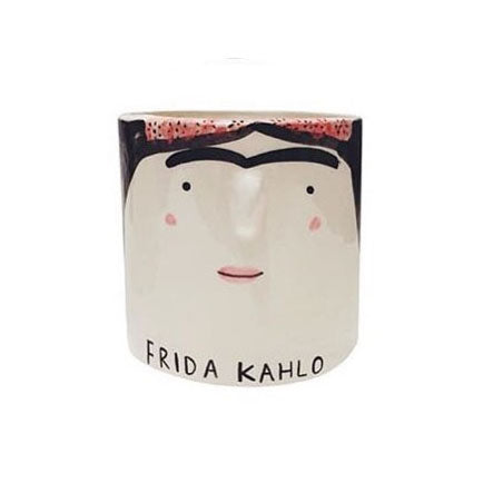 ARTIST POT - FRIDA KAHLO