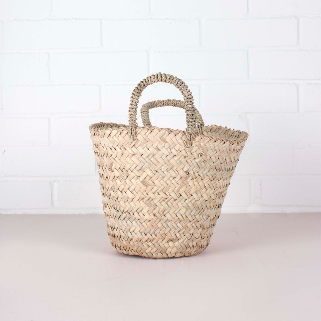 MINI MOROCCAN BASKET