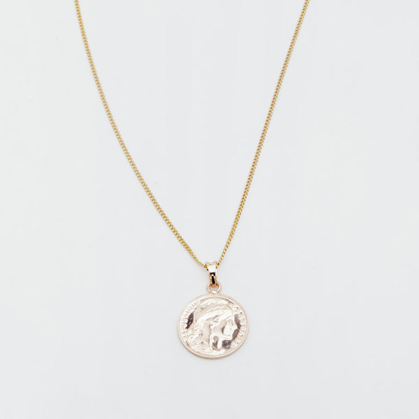 MINI COIN NECKLACE - RELIQUIA