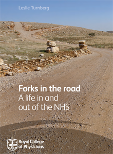 Forks in the road: a life in and out of the NHS