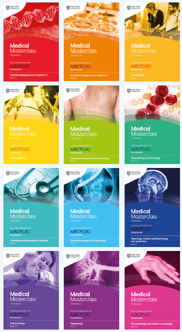 Medical Masterclass complete 12 book set: From the Royal College of Physicians