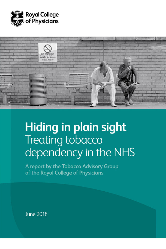 Hiding in plain sight: treating tobacco dependency in the NHS