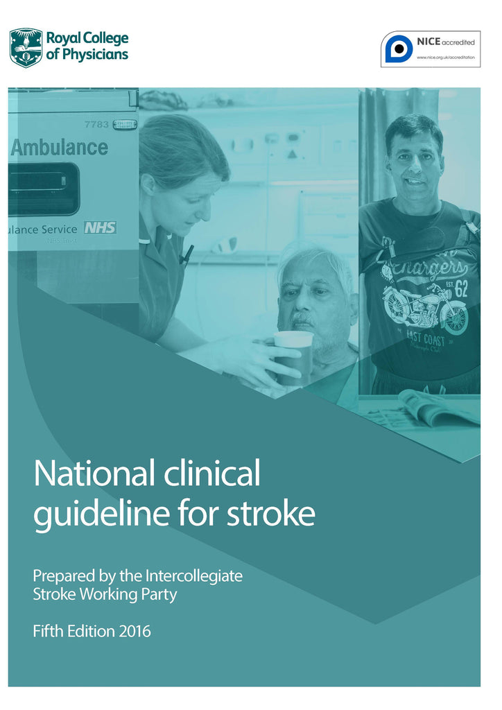 National clinical guidelines for stroke