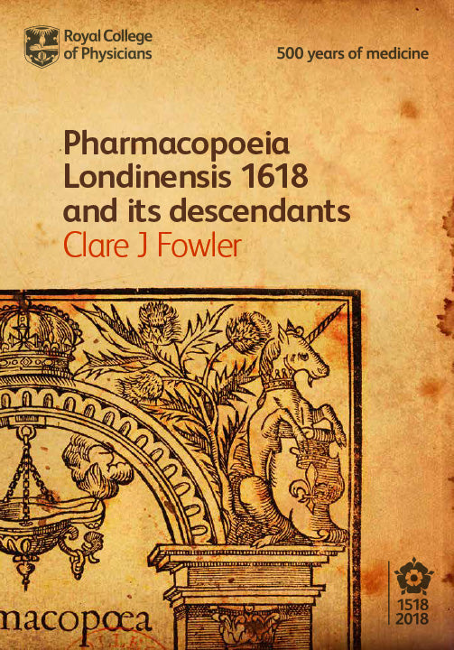 Pharmacopoeia Londinensis 1618 and its descendants