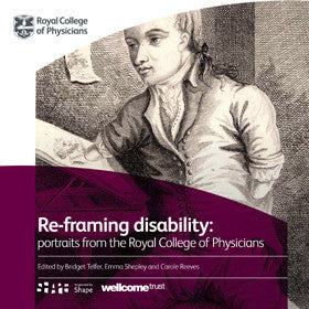 Re-framing disability: portraits from the Royal College of Physicians