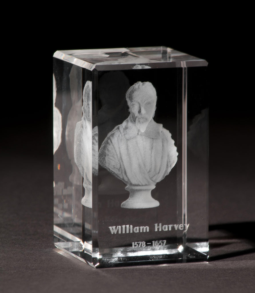 William Harvey paperweight