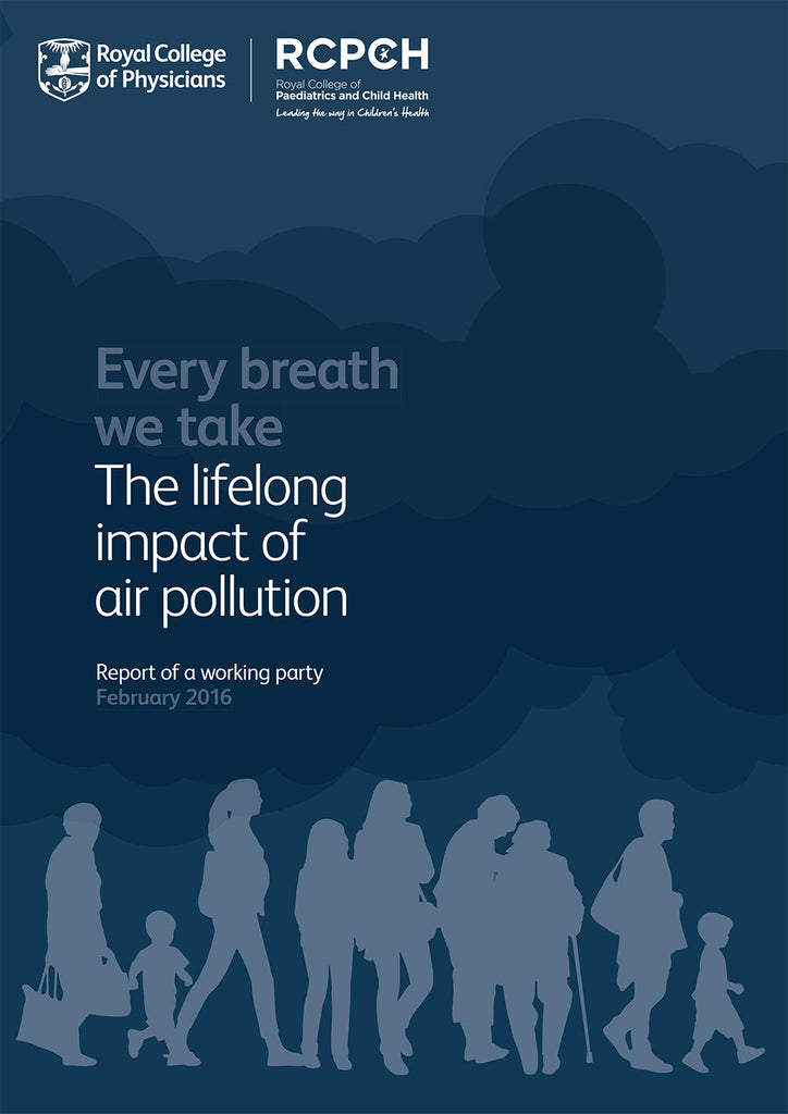 Every breath we take: the lifelong impact of air pollution