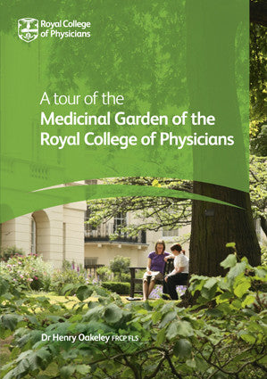 A tour of the medicinal garden