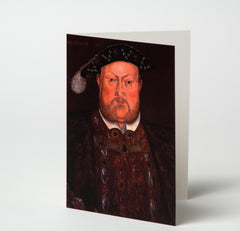 Greetings card - portraits