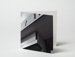Greetings card - architecture