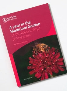 A year in the medicinal garden of the Royal College of Physicians