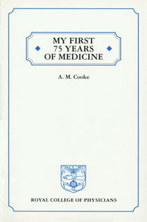 My first 75 years of medicine