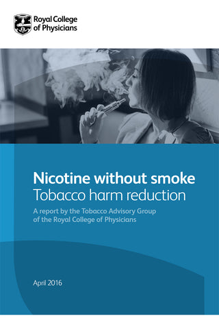 Nicotine without smoke: tobacco harm reduction