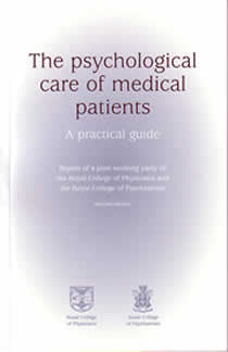 Psychological care of medical patients: a practical guide