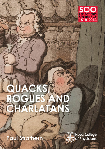 Quacks, rogues and charlatans
