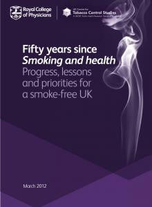 Fifty years since smoking and health: progress, lessons and priorities for a smoke-free UK