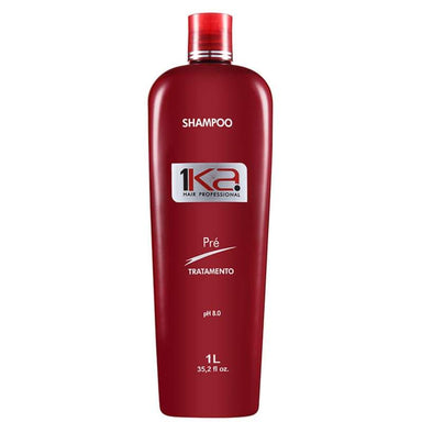 1Ka Brazilian Keratin Treatment Copy of Steel Shield Thermo Acrylic Formaldehyde Free 1L - 1Ka