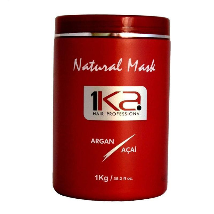 1Ka Hair Mask Natural Mask Argan Acai 1kg - 1Ka