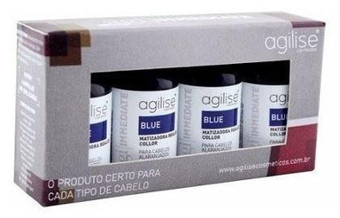 Agilise Professional Brazilian Keratin Treatment Agi Immediate Ampoules 4x12ml - Agilise