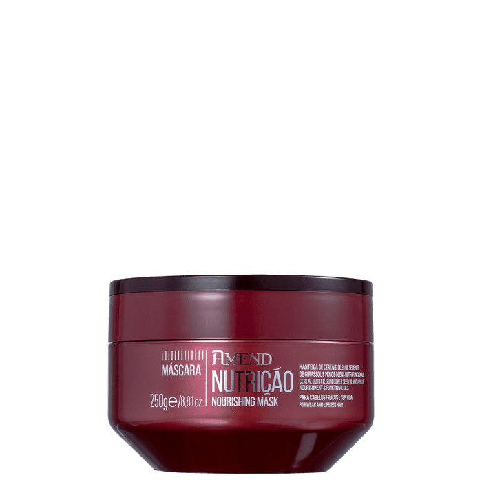 Amend Hair Mask Nourishing Mask - Hair Mask 250g - Amend