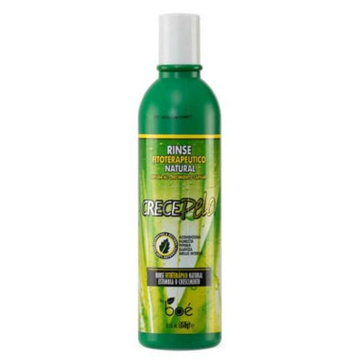 Boé Crece Pelo Home Care Brazilian Treatment Hair Grow Conditioner Natural Crece Pelo 350ml  - Boé
