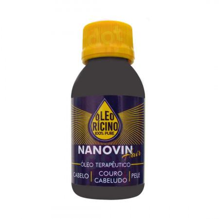 Nanovin A Ricino Castor Oil Hair Growth Natural Blend Treatment 60ml - Nanovin