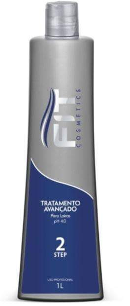 Fit Cosmetics Brazilian Keratin Treatment Blondes Advanced Treatment 1L - Fit Cosmetics