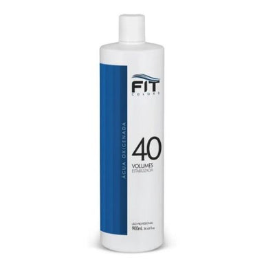 Fit Cosmetics Brazilian Keratin Treatment Macadamia Oil Super Blue OX 40 Volumes Hydrogen Peroxide 900ml - Fit Cosmetics