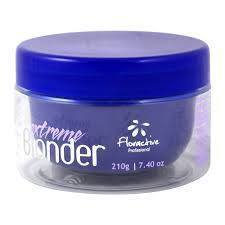Floractive Hair Mask Extreme Blonder Mask 210g - Floractive