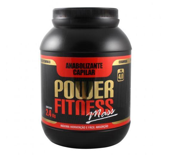 Floractive Hair Mask Power Fitness Capillary Anabolic Mass 2.4kg - Floractive