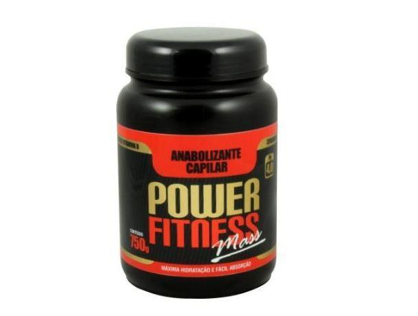 Floractive Hair Mask Power Fitness Capillary Anabolic Mass 750g - Floractive