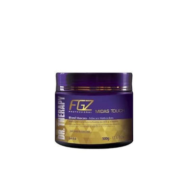 Fogazza Cosmetics Hair Mask Midas Touch Blond Mask 500g - Fogazza Cosmetics