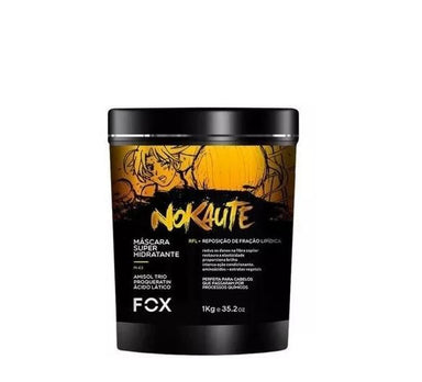 Fox Hair Mask Nokaute Super Moisturizing Mask  1kg - Fox