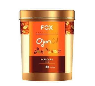 Fox Hair Mask Ojon Oil Mask 1kg - Fox