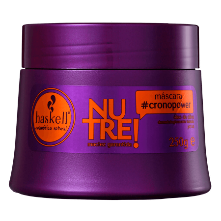 Haskell #Cronopower nourishes! - Nutrition Mask 250g - Haskell