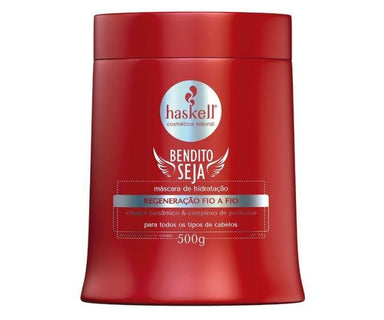 Haskell Hair Mask Balsamic Vinegar Protein Complex Regeneration Blessed Be Mask 500g - Haskell
