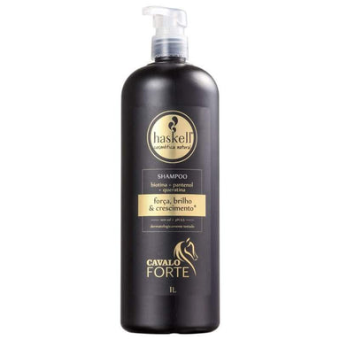 Haskell Home Care Strong, Shine and Hair Growth - Shampoo 1000ml - Haskell