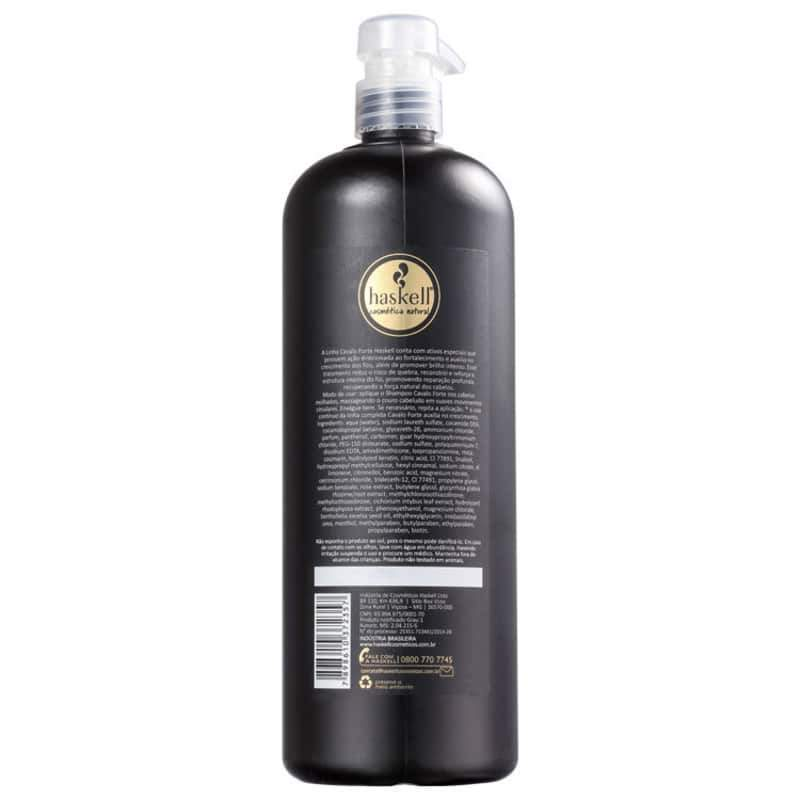 Strong, Shine and Hair Growth - Shampoo 1000ml - Haskell