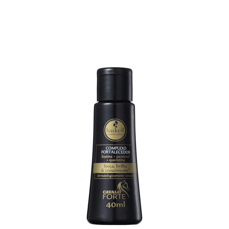 Strong, Shine and Hair Growth - Shampoo 40ml - Haskell