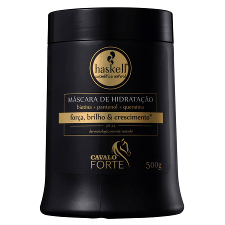 Cavalo Forte Strong Horse Treatment Strength Bright Growth Mask 500g - Haskell
