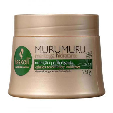 Haskell Murumuru Hydrating Butter - Hair Mask 250g - Haskell