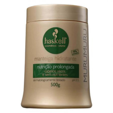 Haskell Murumuru Hydrating Butter - Hair Mask 500g - Haskell