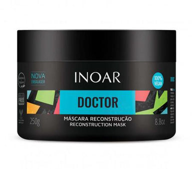 Inoar Doctor Reconstruction Mask 250g (New Packaging) - Inoar