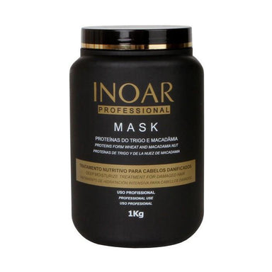 Inoar Hair Mask Inoar Professional Treatment Mask 1kg - Inoar