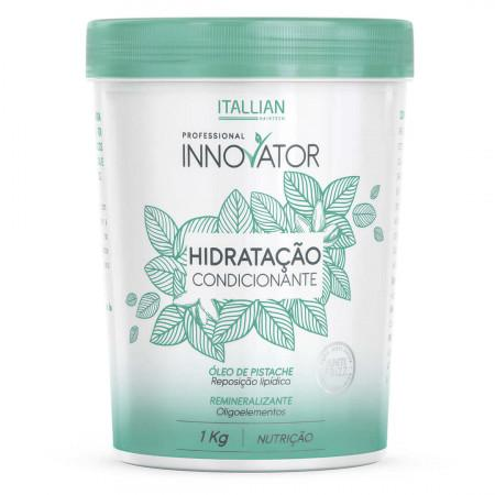 Condition Hydration Remineralizing Pistachio Oil Mask 1Kg  - Itallian Hair Tech