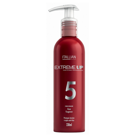 Extreme 5 Up N Straight Fugace Repair Conditioner 230ml - Itallian Hair Tech
