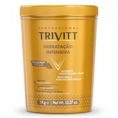 Itallian Hair Tech Itallian Trivitt 03 Intensive Moisturizing Mask 1kg - Itallian Hair Tech