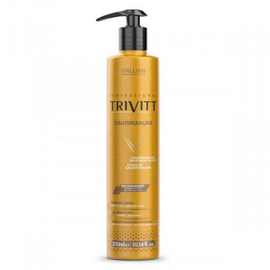 Itallian Hair Tech Itallian Trivitt 13 cauterization Hydra Gloss Cauter - 300ml - Itallian Hair Tech